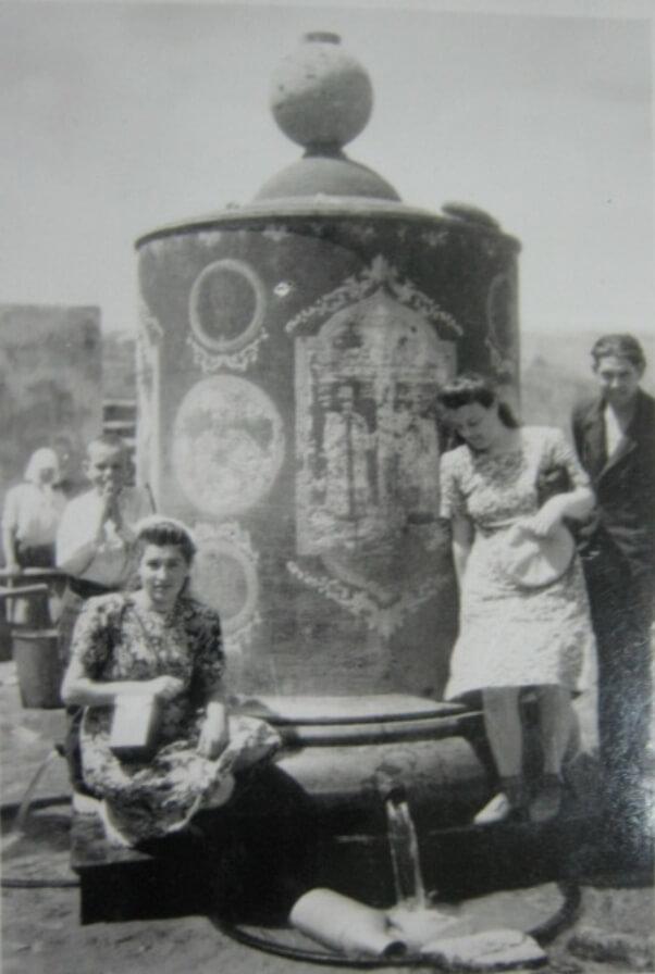 Богоявленский родник в 19 веке